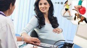 تصویر شقاق در بارداری