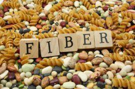 تصویر غذاهای دارای فیبر